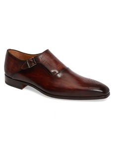 Magnanni Saburo Monk Strap Shoe (Men)