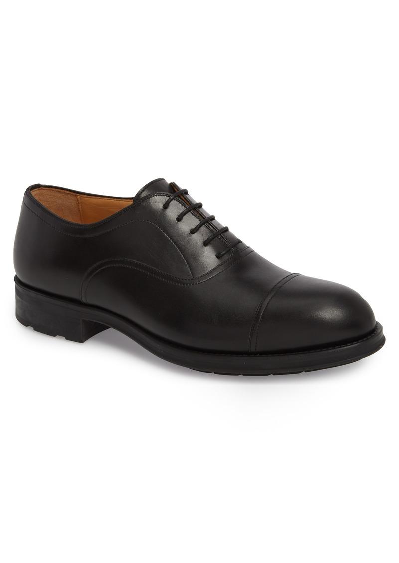 Magnanni Tadeo Black Mens Lace-up Shoes