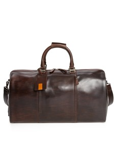 Magnanni Traveler Leather Duffel Bag