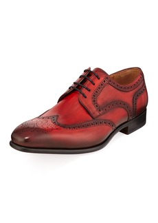 Magnanni Men's Maxi Leather Oxfords