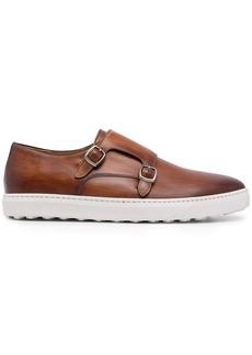 Magnanni Nash buckled loafers