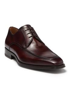 Magnanni Pardo Square Toe Leather Dress Shoe