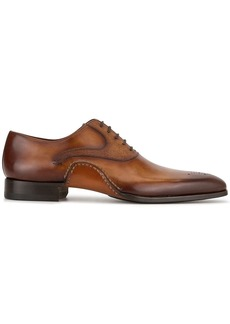 Magnanni pointed lace-up shoes
