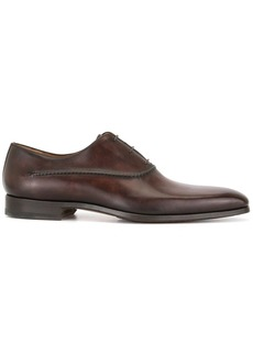 Magnanni pointed oxford shoes