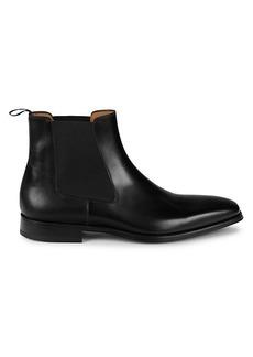 Magnanni Sean Leather Chelsea Boot