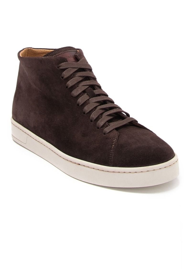 Magnanni Suede Sneaker
