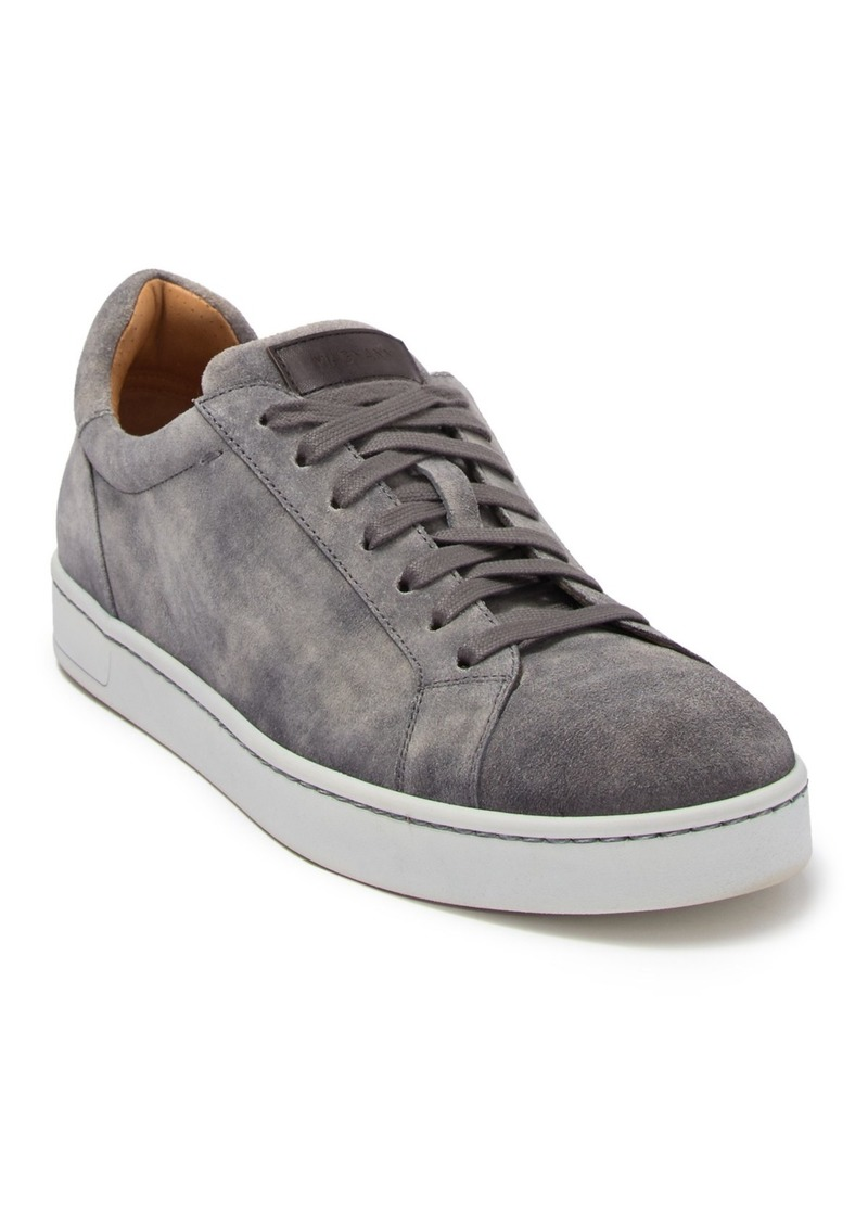 Magnanni Suede Sneaker