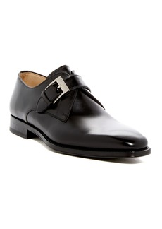 Magnanni Tudanca Leather Buckle Loafer - Wide Width Available