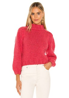 Maiami Short Wool Sweater