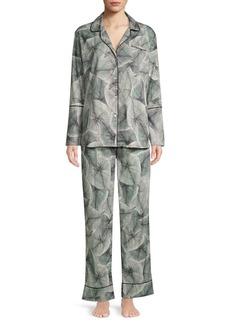 Maison du soir Vienna Two-Piece Pajama Set