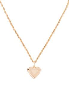 Maison Irem Darling Heart Locket Necklace