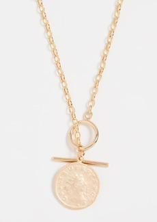 Maison Irem Vintage Coin Necklace