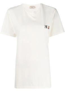 Maison Kitsuné double fox T-shirt