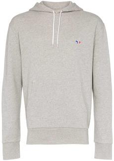Maison Kitsuné hooded cotton sweater