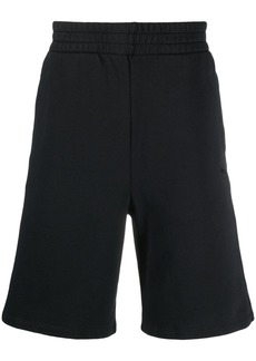 Maison Kitsuné knee-length track shorts