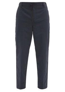Maison Kitsuné City slim-leg trousers