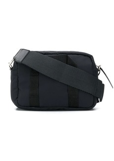 Maison Kitsuné zipped satchel bag