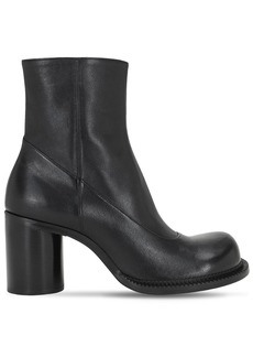 Maison Margiela 80mm Maby Leather Boots