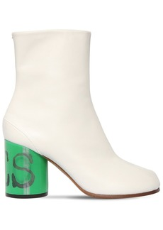Maison Margiela 80mm Tabi Leather Boots