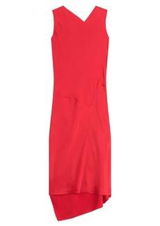 Maison Margiela Asymmetric Draped Dress