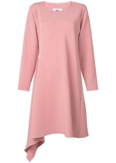 Maison Margiela asymmetric long-sleeve dress