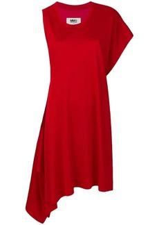 Maison Margiela asymmetric T-shirt dress