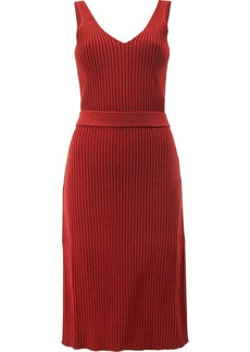 Maison Margiela backless knit dress