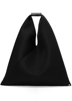 Maison Margiela Black Mesh Triangle Tote