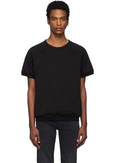 Maison Margiela Black Padded T-Shirt