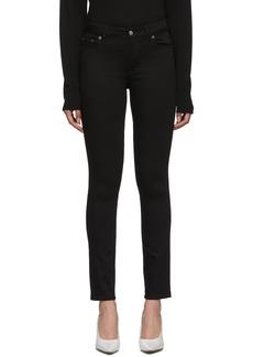 Maison Margiela Black Skinny Jeans