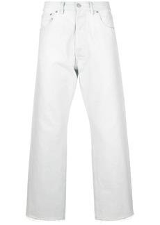 Maison Margiela bleached straight-leg jeans