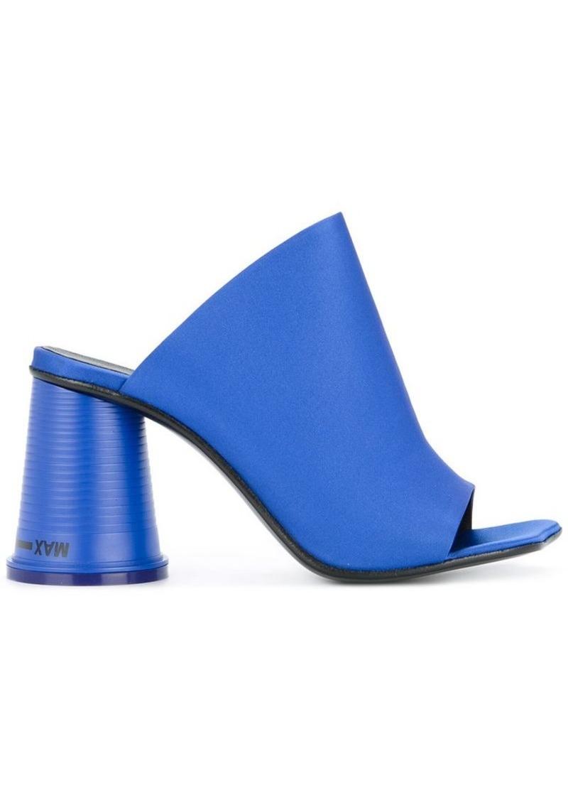 Maison Margiela block heel mule sandals