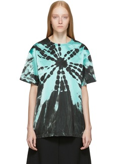 Maison Margiela Blue Tie-Dye T-Shirt