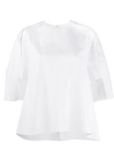 Maison Margiela boxy shortsleeved blouse