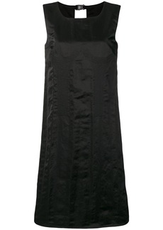 Maison Margiela buckle back shift dress