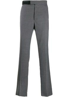 Maison Margiela buckled tailored trousers