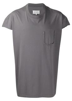 Maison Margiela cap sleeve T-shirt