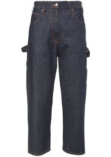 Maison Margiela Cargo Cotton Denim Jeans