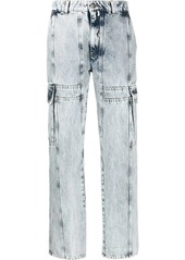 Maison Margiela cargo straight-leg jeans