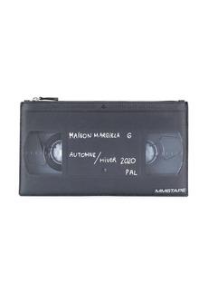 Maison Margiela cassette clutch bag