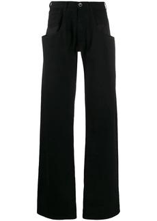 Maison Margiela Décortiqué wide jeans