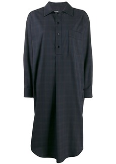 Maison Margiela checked shirt dress
