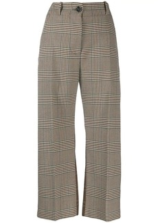 Maison Margiela checked trousers