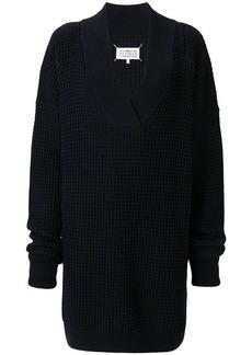 Maison Margiela chunky oversized sweater