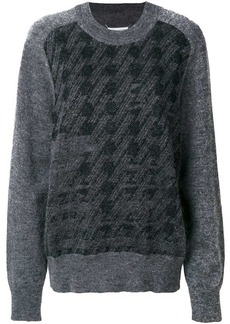 Maison Margiela classic embroidered sweater
