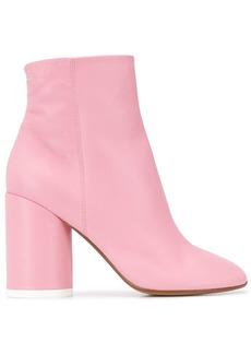 Maison Margiela closed toe ankle boots