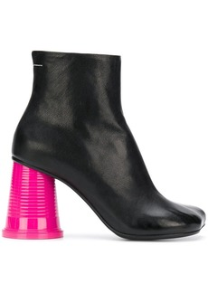 Maison Margiela colour-block ankle boots