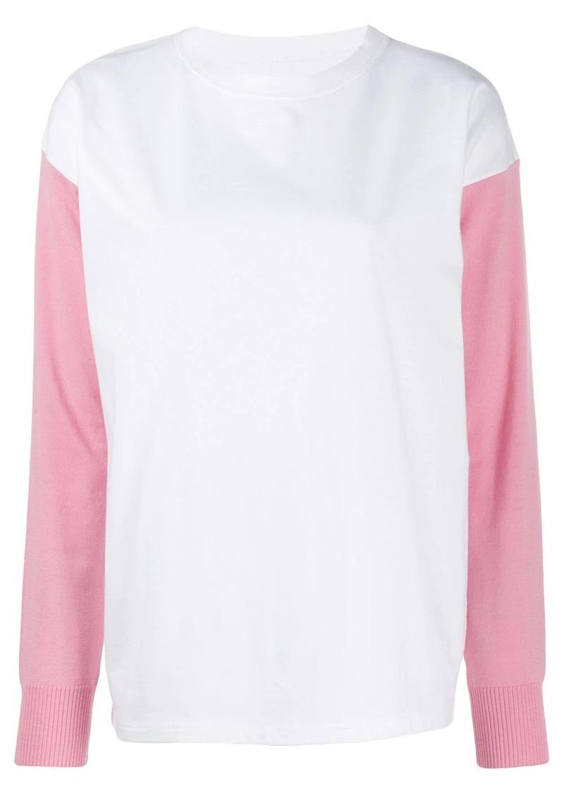 Maison Margiela colour block T-shirt