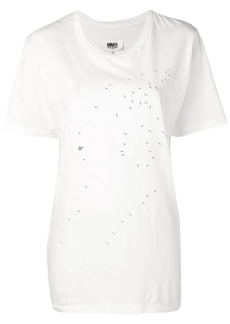 Maison Margiela connect the dots T-shirt