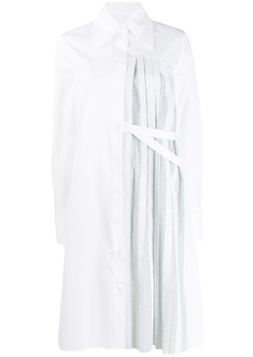 Maison Margiela constructed long shirt